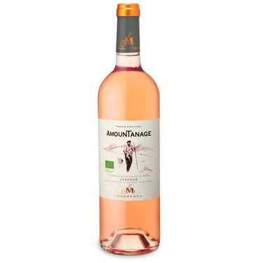 Organic Amountanage rosé Luberon - 12,5%