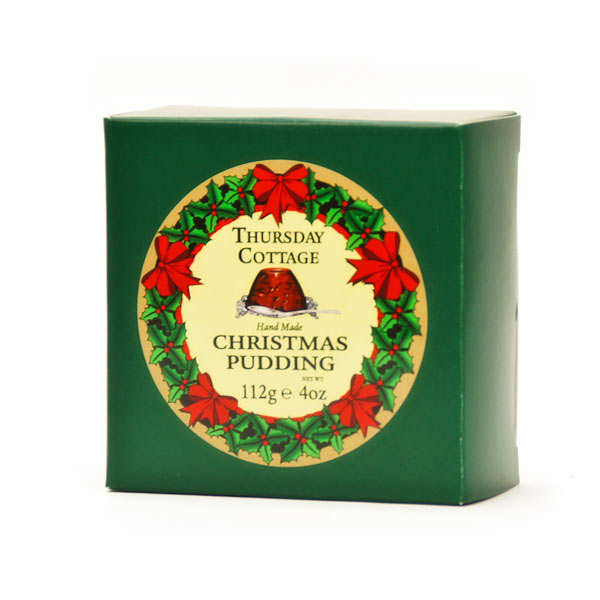 Thursday Cottage Christmas Pudding (1 to 2 parts)