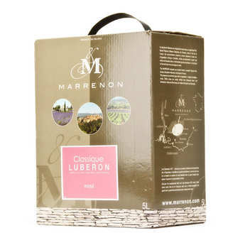 Marrenon - Classique Lubéron Rosé - 13%