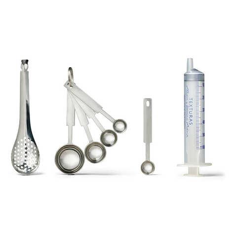 Texturas Ferran Adria - Eines Texturas - Ustensiles de sphérification