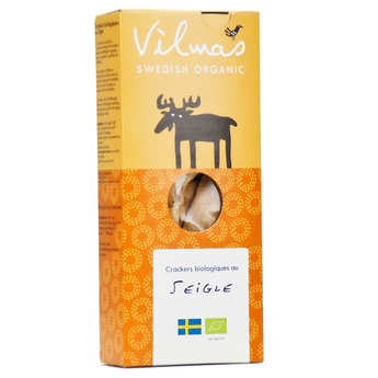 Vilmas Knäckebröd AB - Organic rye crackers