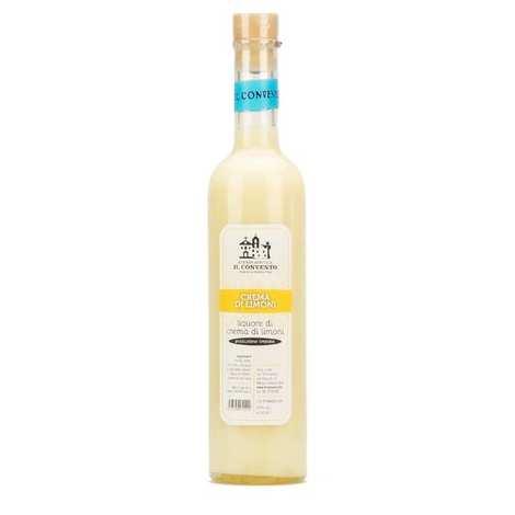 Il Convento - Crème de Limoncello di Sorrento - crème de liqueur au citron - 20%