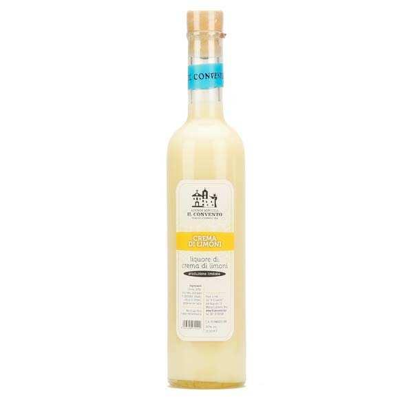 Crème de Limoncello di Sorrento - crème de liqueur au citron - 20%