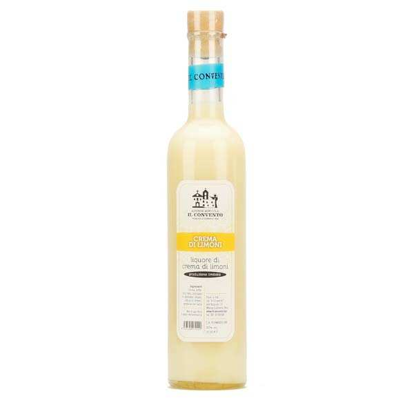 Limoncello of Sorrento - lemon liqueur cream - 20%