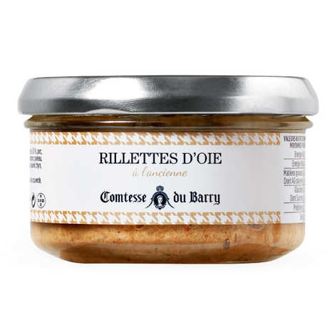 Comtesse du Barry - Old Way Pure Geese Rillettes