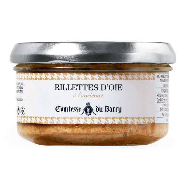 Old Way Pure Geese Rillettes