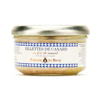 Comtesse du Barry - Duck Rillette with 20% Foie Gras