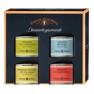 Comtesse du Barry - Four gourmet specialties