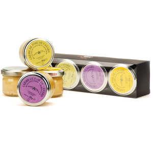 Comtesse du Barry - Tourbillon de 4 crèmes de foie gras