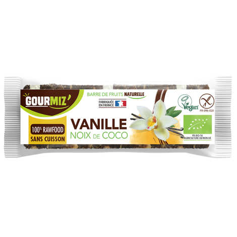 Gourmie's - Organic Islands Gentle Bar