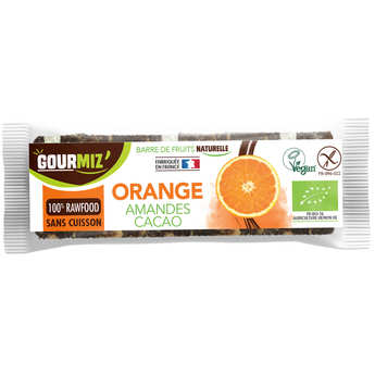 Gourmie's - Raw Organic Every Day Christmas Bar