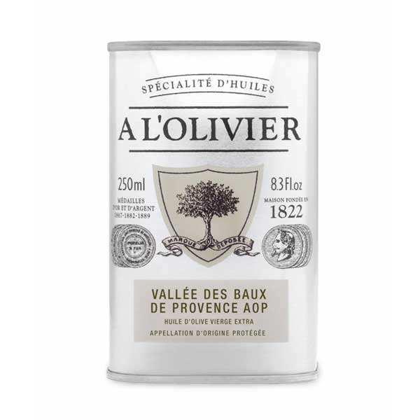 AOC Olive Oil from the Baux de Provence