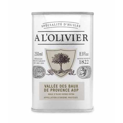 A L'Olivier - Huile d'olive Vallée des Baux de Provence AOP