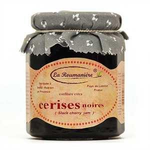 La Roumanière - Black Cherry Jam