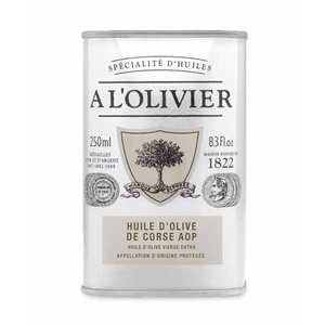 A L'Olivier - AOC Olive Oil from Corse