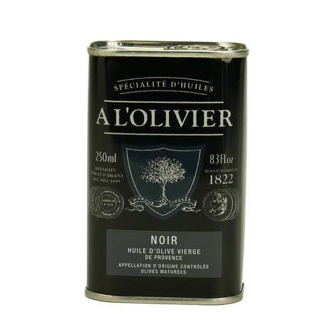 A L'Olivier - Huile d'olive vierge fruité noir de Provence AOP