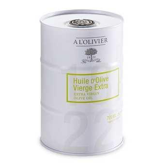 A L'Olivier - Huile d'olive vierge extra en fût