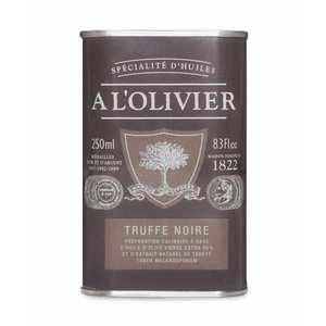 A L'Olivier - Huile d'olive à la truffe noire du Périgord
