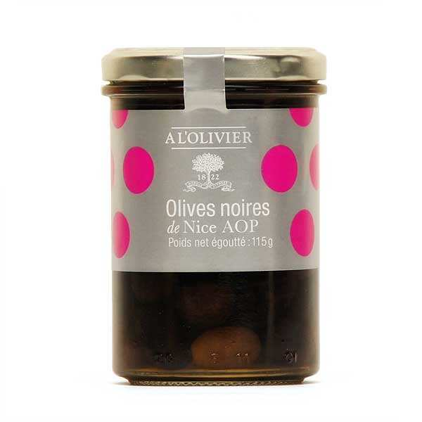Black Olives from Nice