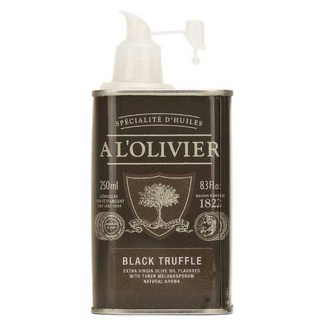 A L'Olivier - Plastic pouring spout for metal canister