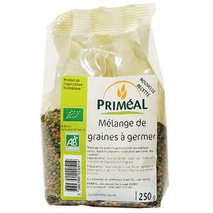 Priméal - Mélange de graines à germer bio