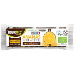 Gourmie's - Raw Organic Martian Delight Bar