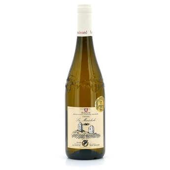 Les Fils de René Quénard - Chignin blanc La Maréchale - Vin blanc de Savoie - 12%