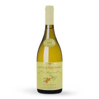 Les Fils de René Quénard - Chignin Bergeron La Bergeronnelle - Vin blanc de Savoie - 12,5%