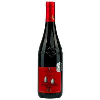 Les Fils de René Quénard - Chignin Mondeuse rouge - Vin rouge de Savoie - 12,5%