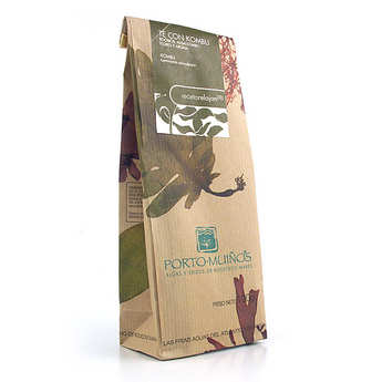 Porto Muinos - Red rooibos tea with kombu seaweed