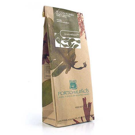 Porto Muinos - Red rooibos tea with kombu seaweed