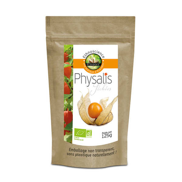 Organic dried physalis