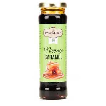 La Patelière bio - Nappage caramel bio