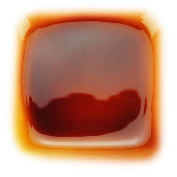 Nappage caramel bio