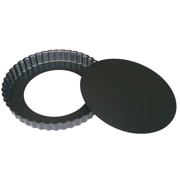 Round Tart Mould with Removable Bottom