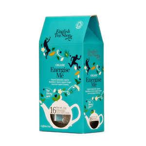 English Tea Shop - Infusion bien-être bio - Energise me