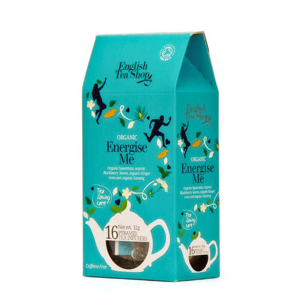 Organic Herbal Tea - Energise Me