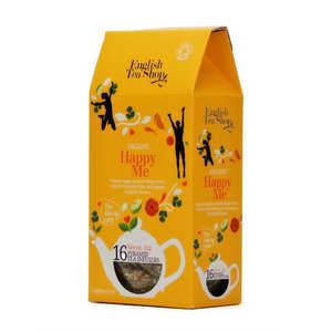 English Tea Shop - Infusion bien-être bio - Happy me