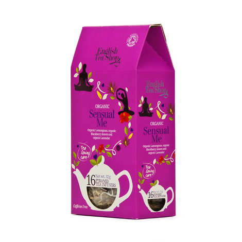 English Tea Shop - Infusion bien-être bio - Sensual me