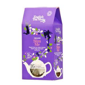 English Tea Shop - Infusion bien-être bio minceur - Slim me