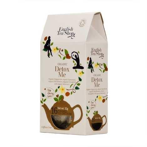 English Tea Shop - Infusion bien-être bio - Detox me
