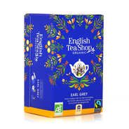English Tea Shop - Thé Earl Grey bio - Sachet mousseline