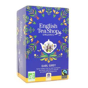 English Tea Shop - Earl Grey bio - sachet mousseline