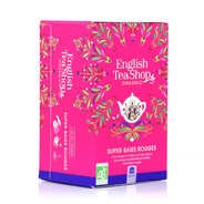 English Tea Shop - Thé rooibos aux fruits rouges bio - sachet mousseline