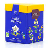 English Tea Shop - Organic Earl Grey - Metal box