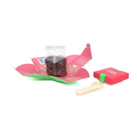 English Tea Shop - Thé vert de Ceylan à la grenade bio  - Boite vrac