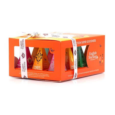 English Tea Shop - Organic Super Goodness Collection