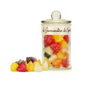 Les Gourmandises de Sophie - Bonbons berlingots rayés
