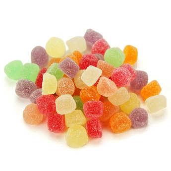 Les Gourmandises de Sophie - Bonbonnière de bonbons gélifiés aux fruits assortis