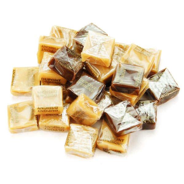 assorted caramels